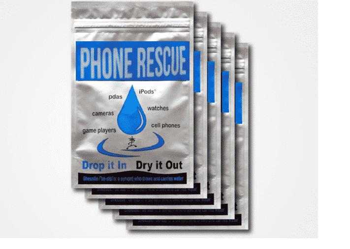 Kit de séchage Phone Rescue